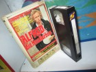 VHS - Alfred die Knallerbse -Pierre Richard - Mike Hunter