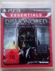 Dishonored Die Maske des Zorns Unzensiert PlayStation 3 PS3