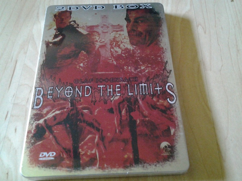Beyond the limits - 2-Dvd steelbouk Edition uncut!