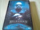 Hellraiser 4-uncut steelbook inc 3d holocover! neu