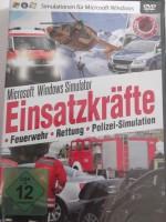 Einsatzkräfte - Feuerwehr, Berg Rettung, Polizei, Notarzt