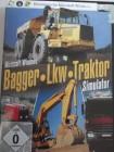 Bagger LKW Traktor - Giganten der Straße - Monstertruck