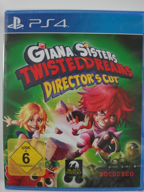 Giana Sisters Twisted Dreams - Directors Cut - Punk Jump Run
