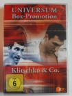 Universum Box Promotion - Klitschko & Co - Vitali, Wladimir