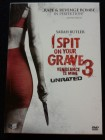I Spit on Your Grave 3 - Unrated DVD Pappschuber