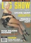 LEG SHOW March 2001 - Silvia Saint
