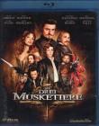 DIE DREI MUSKETIERE Blu-ray - Orlando Bloom Milla Jovovich