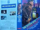 Die Seven - Ups  ... Roy Scheider ...  VHS !!!