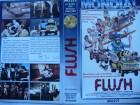 Flush ...  William Gallaway, Jeannie Linero  ...   VHS !!!