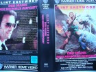 Der Mann der niemals aufgibt ... Clint Eastwood ...  VHS !!!