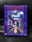 Creepers - Bluray - Hartbox - Uncut *wie neu*