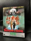 Die Geisterstadt der Zombies - Bluray - Hartbox - Uncut