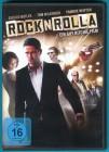 RockNRolla DVD Gerard Butler, Idris Elba NEUWERTIG