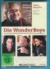 Die WonderBoys DVD Michael Douglas, Tobey Maguire NEUWERTIG