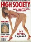 HIGH SOCIETY March 1992 - Racquel Darrian
