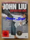 John Liu Superstar Box ( 12 Filme ) ( NEU+OVP )