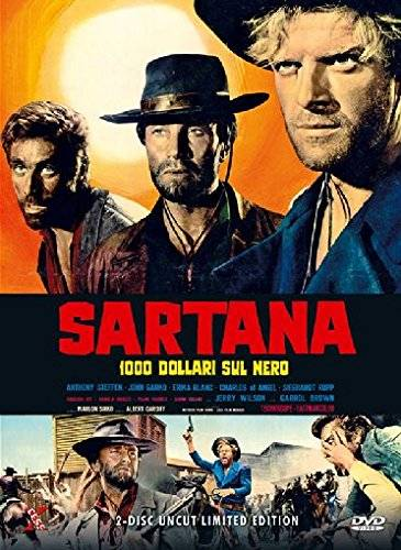 Sartana (DVD Mediabook A + Soundtrack CD)