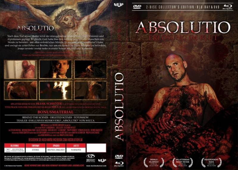 ABSOLUTIO - Erlösung im Blut - 2-Disc Collectors Edition HB