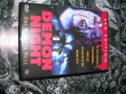 DEMON NIGHT RED EDITION DVD NEU