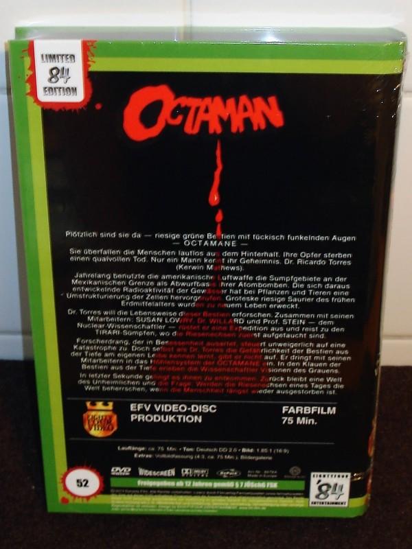 OCTAMAN lim. 84 Hartbox A (NEU/ OVP)
