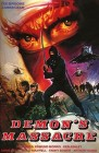 Demonś Massacre - Ninja - Godfrey Ho - DVD AVV / MiG