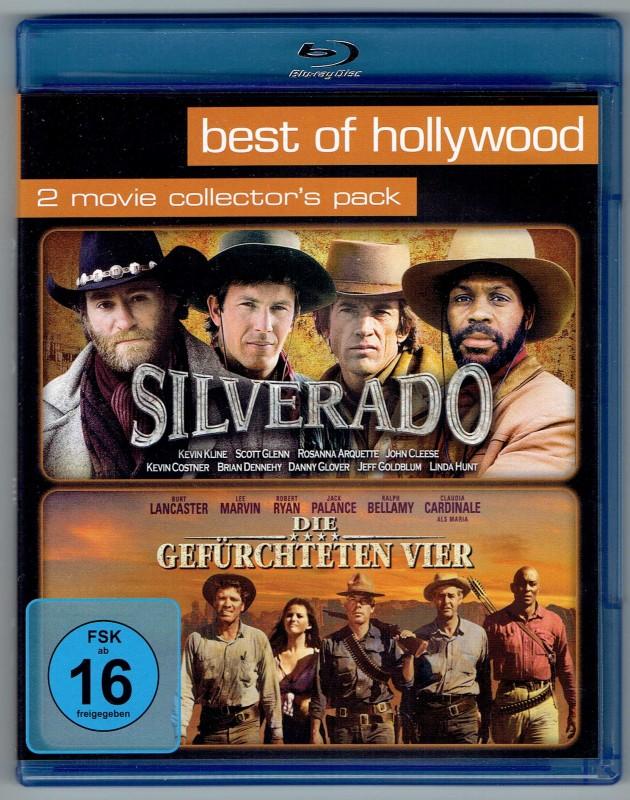 Silverado / Die gefürchteten Vier - 2 Blu-rays