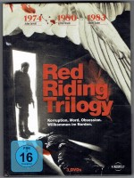 Red Riding Trilogy - Mediabook - 3 Teile