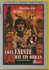 Zwei Fäuste wie ein Orkan (Amaray) UNCUT - DVD - NEU/OVP