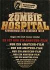 Zombie Reanimation (Hospital) uncut (DVD) NEU/OVP