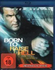 BORN TO RAISE HELL Blu-ray - Steven Seagal Action Thriller