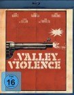 IN A VALLEY OF VIOLENCE Blu-ray - Ethan Hawke John Travolta