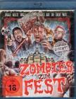 ZOMBIES ZUM FEST at Christmas - Blu-ray - Horror Spass