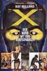 DER MANN MIT DEN RÖNTGENAUGEN Blu-ray Hartbox limitiert