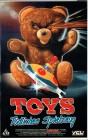 (VHS) Toys - Tödliches Spielzeug - uncut Version (Hartbox)