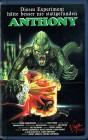 (VHS) Anthony -Experiment Des Todes -uncut Version (Hartbox)