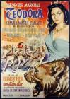 THEODORA-KAISERIN VON BYZANZ Abenteuer / Historie  1954