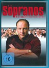 Sopranos - Staffel 1 (4 DVDs) James Gandolfini s. g. - neuw.