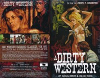 A Dirty Western - gr. lim. Hartbox - Retro - Cover D