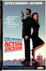 (VHS) Action Jackson - Carl Weathers - uncut Version - VCL