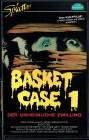 (VHS) Basket Case - Der unheimliche Zwilling - große Hartbox