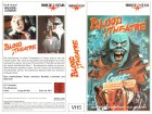 (VHS) Blood Theatre / The Meateater- Movie Star -Große Box