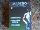 Rambo  - Trilogy  - Stallone  - 3 Disc dvd