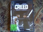 Creed - Rocky´s Legacy  - Sylvester Stallone - dvd
