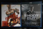 Blood Shoot Out - 2 Rache-Thriller - Blu-rays - Stallone etc