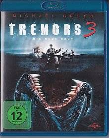 Tremors 3 Buray WIE NEU