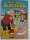 Die Abenteuer des Burattino - Tolstoi, Pinocchio, Trickfilm