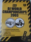 12. ITF DJ World Championship - 30 DJs 15 Nationen - Virus