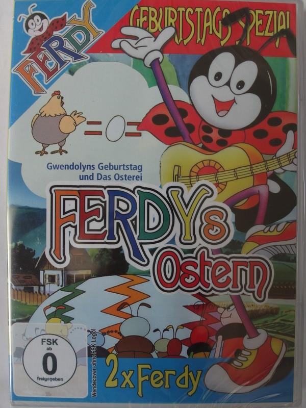 Ferdys Ostern - Kult Ameise Ferdy Spezial - Geburtstag