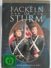 Fackeln im Sturm - Alle 3 Staffeln North & South Bürgerkrieg