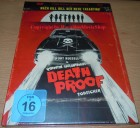 Death Proof Bluray Mediabook Originalverpackt